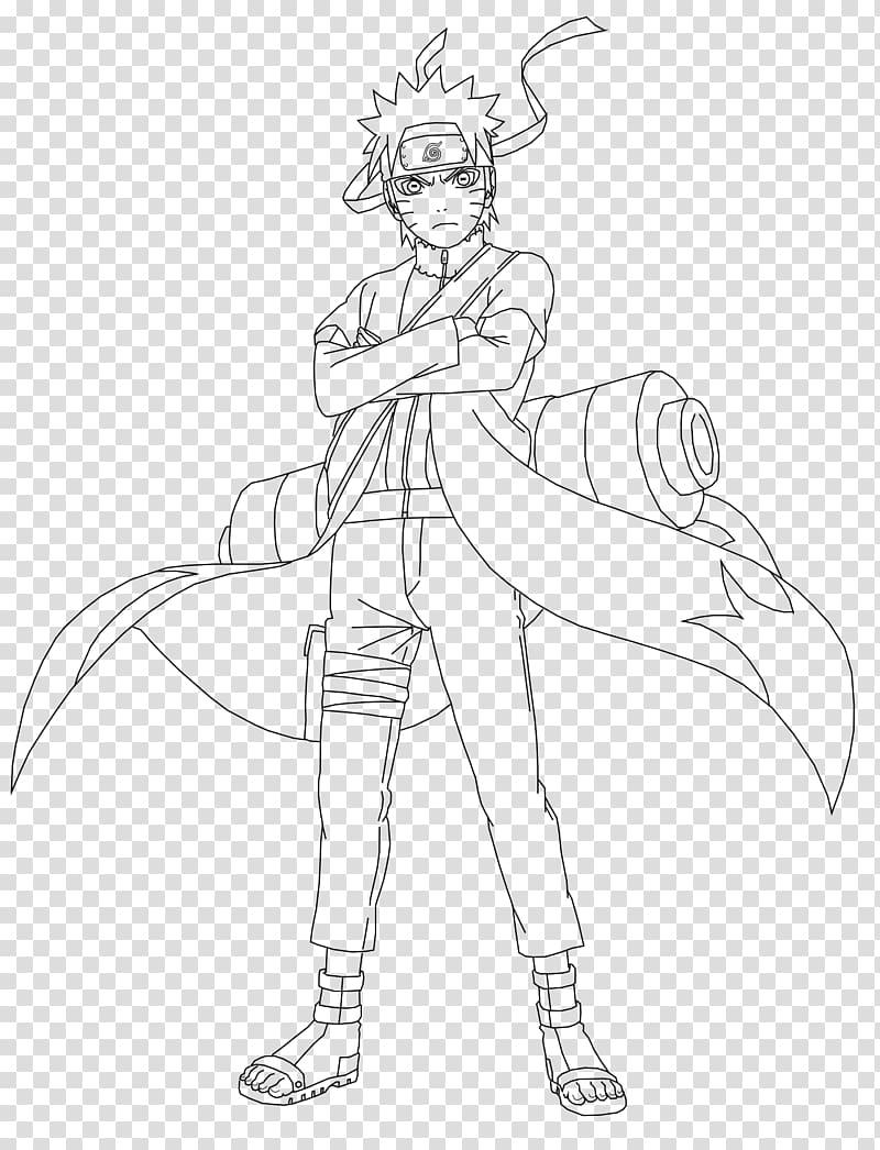 Naruto Uzumaki Drawing Kakashi Hatake, naruto PNG