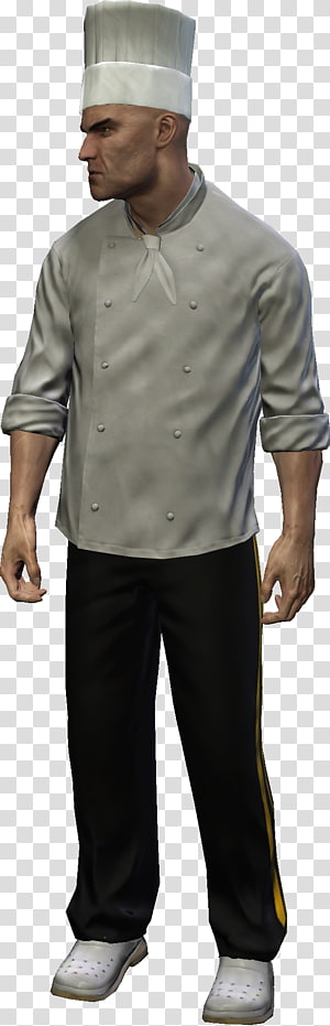 Hitman: Absolution Hitman: Codename 47 PlayStation 4 Agent 47, chef PNG clipart
