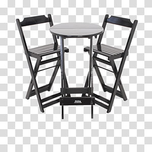 Bistro Table Chair Restaurant Bench, table PNG