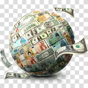 World currency Foreign Exchange Market Money, bank PNG clipart
