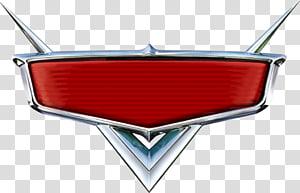 Lightning McQueen Cars Pixar Logo, car PNG clipart