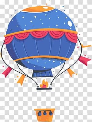 Hot air balloon, hot air balloon PNG clipart