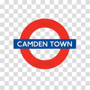 Camden Town text overlay, Camden Town PNG