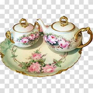Tureen Teapot Porcelain Saucer, tea PNG