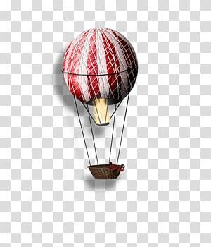 Hot air balloon , hot air balloon PNG clipart