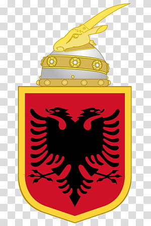Flag of Albania Coat of arms of Albania Albanian Kingdom, arm PNG clipart