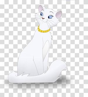 Whiskers Kitten Duchess Cat Toulouse, kitten PNG clipart