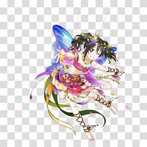 Love Live! School Idol Festival Nico Yazawa Rin Hoshizora Flower Fairies Nozomi Tojo, cosplay PNG clipart