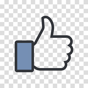 Facebook Like button Giphy Social network advertising, facebook PNG clipart
