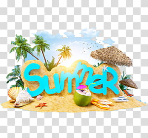 summer holiday PNG clipart