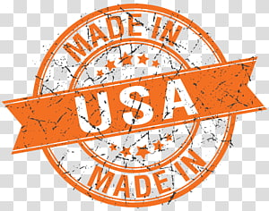 made in usa PNG clipart