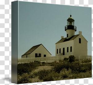 Old Point Loma Lighthouse Beacon Sky plc Point Loma, San Diego, Pigeon Point Lighthouse PNG clipart