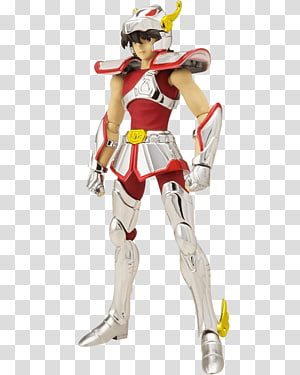 Pegasus Seiya Athena Saint Seiya: Knights of the Zodiac Saint Seiya Myth Cloth EX, pegasus PNG clipart