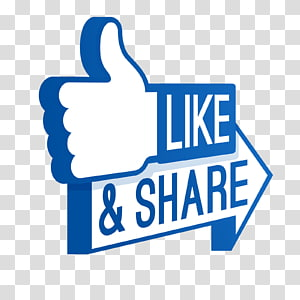 Like button Facebook Social media Computer Icons , Share, Facebook application PNG clipart