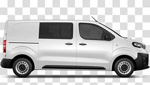 Peugeot Expert Van Car Citroën, peugeot minivan PNG