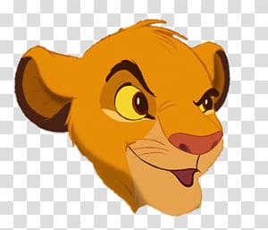 Simba Nala Shenzi Mufasa Lion, lion king PNG