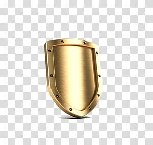 Shield Gold, Shield PNG