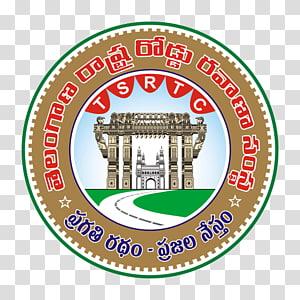 Telangana State Road Transport Corporation Bus Nizamabad Hyderabad, bus PNG