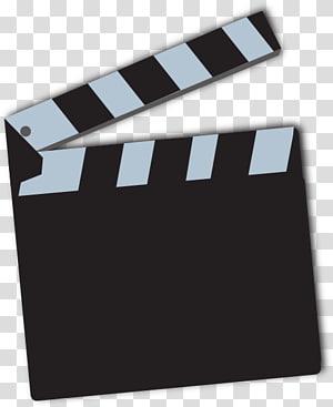 Clapperboard Film, portion PNG