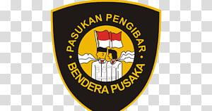 Paskibraka Proclamation of Indonesian Independence Bendera Pusaka Merdeka Palace Flag of Indonesia, three lions logo PNG