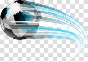 Football Sport Shin guard, flying football PNG clipart