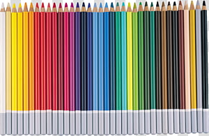 Paper Colored pencil Stationery, CRAYON PNG clipart