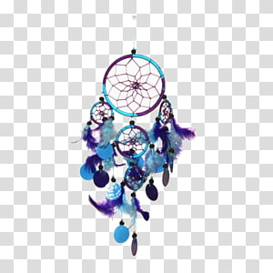 Turquoise Dreamcatcher Blue Color Violet, dreamcatcher PNG clipart