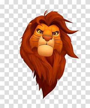 Simba The Lion King Shenzi Mufasa Pumbaa, the lion king PNG