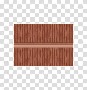 Floor Wood stain Varnish Plywood Hardwood, Ebony Wood shading PNG