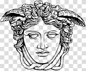 Medusa Perseus Gorgon Greek mythology Zeus, others PNG