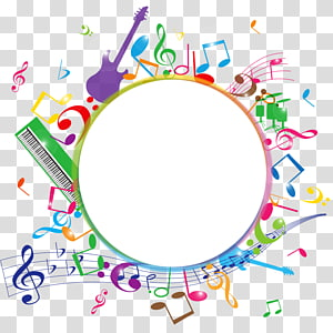 musical elements,music PNG