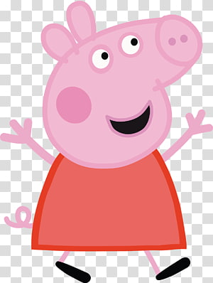 Peppa, Entertainment One Animated cartoon , PEPPA PIG PNG