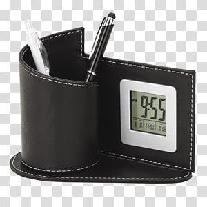 Digital clock Pen Alarm Clocks Paper, pen PNG clipart
