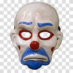 Joker mask Batman Clown, joker PNG clipart