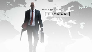 Hitman: Absolution Metal Gear Solid V: The Phantom Pain PlayStation 4 Agent 47, Hitman PNG clipart