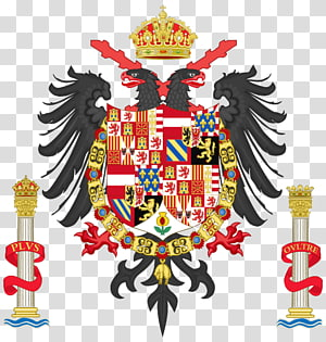 Holy Roman Empire Spain Prussia Austrian Empire Coat of arms of Charles V, Holy Roman Emperor, Quint PNG
