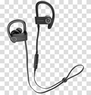 Beats Electronics Apple Beats Powerbeats3 Headphones Headset Wireless, headphones PNG