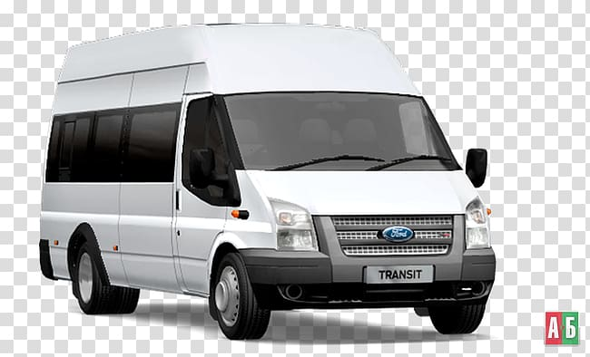 Car Ford Transit Bus Van Ford Transit Custom, car PNG