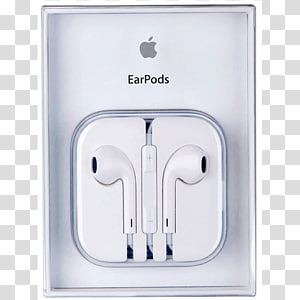 Headphones Apple iPhone 8 Plus Apple earbuds Lightning, headphones PNG