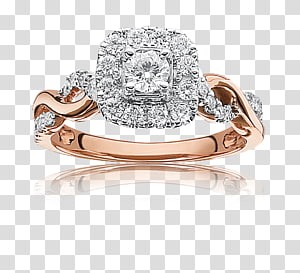 Diamond Wedding ring Ruby Engagement ring, diamond PNG