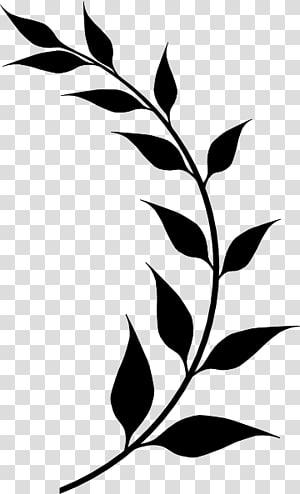black leaf silhouette, Laurel wreath Bay Laurel Leaf Olive wreath , Leaf PNG clipart