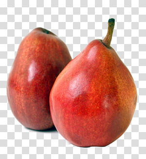 Pear Fruit , Red pears PNG clipart