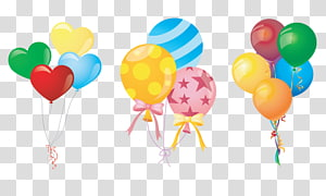 Balloon modelling Birthday Party , balloons PNG clipart