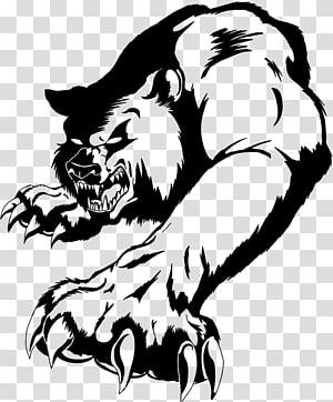 Tattoo artist Dog Bear , Dog PNG
