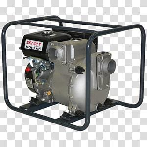 Electric generator Honda Submersible pump Motopompe, honda PNG clipart
