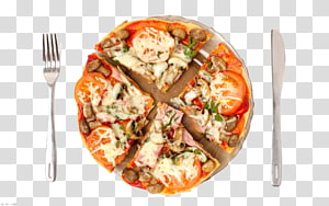 Pizza European cuisine Italian cuisine Tomato omelette Cheese, Pizza PNG clipart