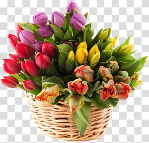 Flower bouquet Tulip Cut flowers Floristry, flower PNG clipart