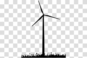 Wind turbine Energy Windmill Wind power, european wind rim PNG