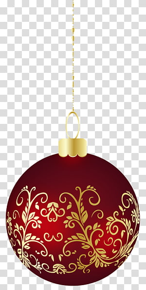 Christmas ornament Christmas decoration Ball, Christmas Ball PNG clipart