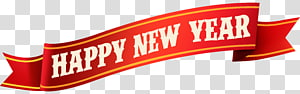 New Year\'s Day Wish Christmas , Happy New Year PNG clipart